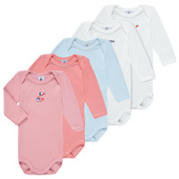 material Girl Sleepsuits Petit Bateau PUNIKA Multicolour