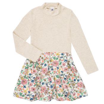 material Girl Short Dresses Petit Bateau WESSRI Multicolour