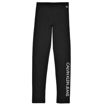 material Girl leggings Calvin Klein Jeans MERCA Black
