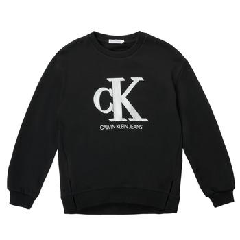 material Girl sweaters Calvin Klein Jeans POLLI Black