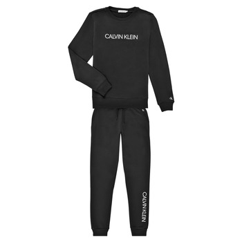 material Boy Tracksuits Calvin Klein Jeans RATELIN Black