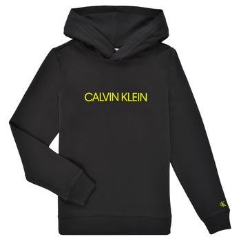 material Children sweaters Calvin Klein Jeans ZOPLINA Black