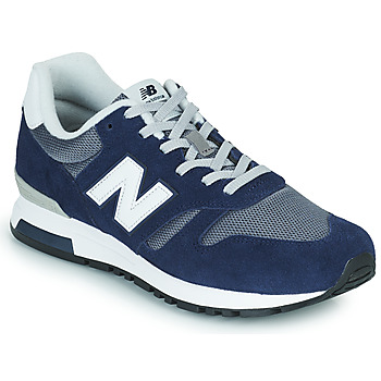 Shoes Men Low top trainers New Balance 565 Blue / Grey
