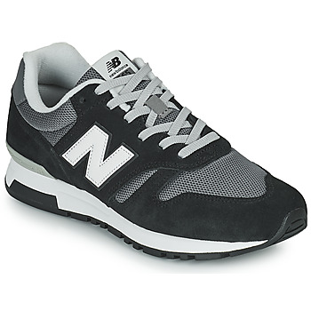 Shoes Men Low top trainers New Balance 565 Black / Grey