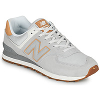 Shoes Men Low top trainers New Balance 574 Grey / Beige