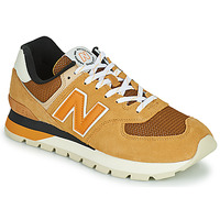 Shoes Men Low top trainers New Balance 574 Brown