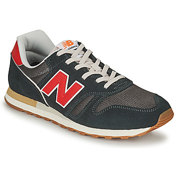 Shoes Men Low top trainers New Balance 373 Black / Red