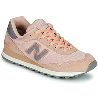 Shoes Women Low top trainers New Balance 515 Pink / Grey