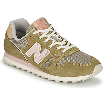 Shoes Women Low top trainers New Balance 373 Beige / Pink