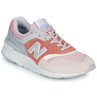 Shoes Women Low top trainers New Balance 997 Pink / Grey