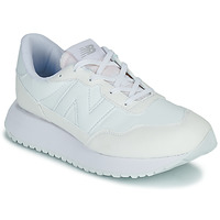 Shoes Girl Low top trainers New Balance 237 White