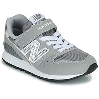 Shoes Girl Low top trainers New Balance 996 Grey