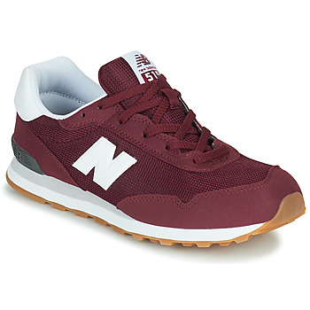Shoes Boy Low top trainers New Balance 515 Red