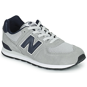 Shoes Boy Low top trainers New Balance 574 Grey