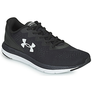 Shoes Men Running shoes Under Armour CHARGED IMPULSE 2 Black / White