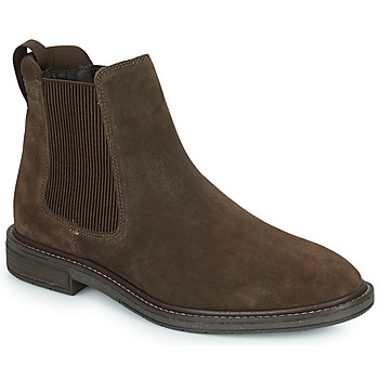 Shoes Men Mid boots Clarks CLARKDALE HALL Brown