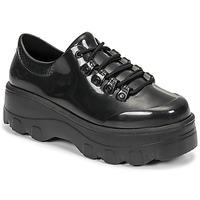Shoes Women Derby shoes Melissa MELISSA KICK-OFF AD Black / Black