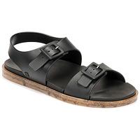 Shoes Women Sandals Melissa MELISSA WIDE SANDAL AD Black