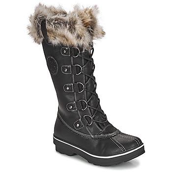 Shoes Women Snow boots Kimberfeel BEVERLY Black
