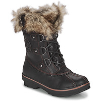 Shoes Women Snow boots Kimberfeel CAMILLE Black