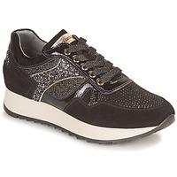Shoes Women Low top trainers NeroGiardini BROCOLO Black