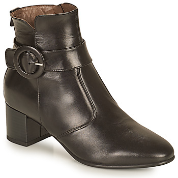 Shoes Women Ankle boots NeroGiardini BLETTO Black