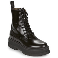 Shoes Women Mid boots NeroGiardini BETTERAVO Black