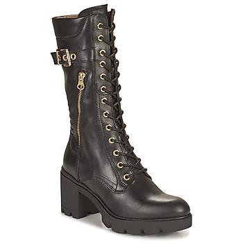 Shoes Women Boots NeroGiardini CHAMPIGNO Black