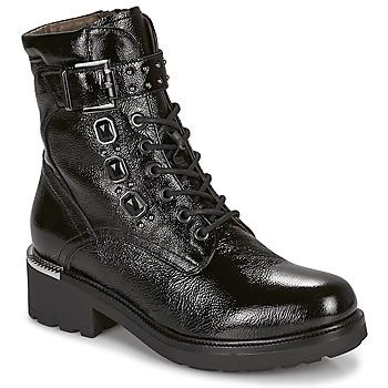 Shoes Women Mid boots NeroGiardini CONCOMBRO Black