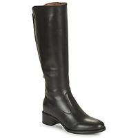 Shoes Women Boots NeroGiardini FEVO Black