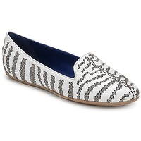 Shoes Women Loafers Roberto Cavalli TPS648 White