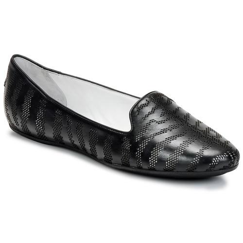 Shoes Women Loafers Roberto Cavalli TPS648 Black