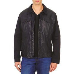 material Men Leather jackets / Imitation le Chevignon BREWA Blue / MARINE