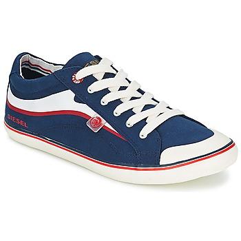 Shoes Men Low top trainers Diesel Basket Diesel Marine