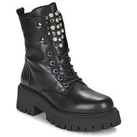 Shoes Women Mid boots Sweet Lemon DONATE Black