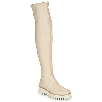 Shoes Women Boots Sweet Lemon PALETA Beige