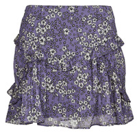 material Women Skirts Ikks SEEH Blue