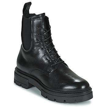 Shoes Women Mid boots Mjus BEATRIX LACE Black