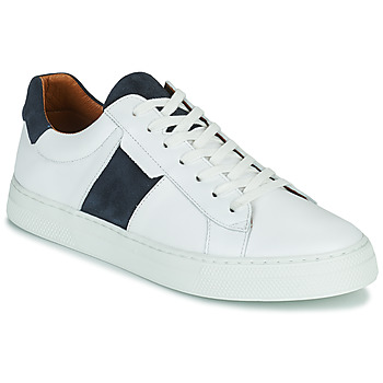 Shoes Men Low top trainers Schmoove SPARK GANG White