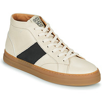Shoes Men High top trainers Schmoove SPARK LOW BOOTS Beige