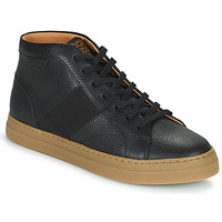Shoes Men High top trainers Schmoove SPARK LOW BOOTS Black