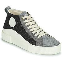 Shoes Women High top trainers Armistice FOXY MID LACE W Black