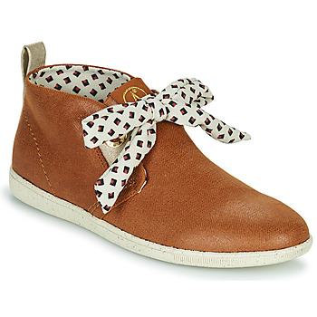 Shoes Women High top trainers Armistice STONE MID CUT W Brown