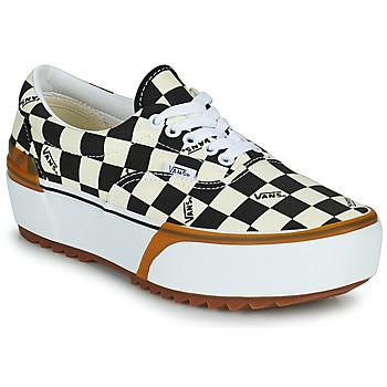 Shoes Women Low top trainers Vans ERA White