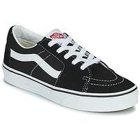 Shoes Low top trainers Vans SK8-LOW Black / White
