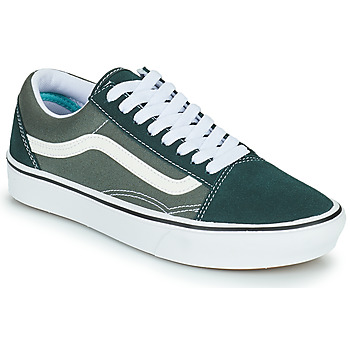Shoes Low top trainers Vans COMFYCUSH OLD SKOOL Green