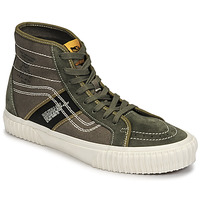 Shoes Men High top trainers Vans SK8-HI GYM ISSUE Kaki