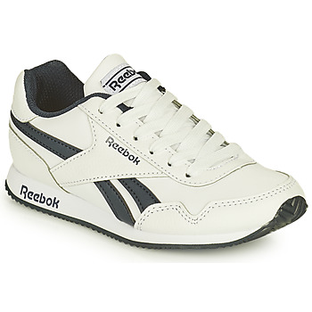 Shoes Children Low top trainers Reebok Classic REEBOK ROYAL CLJOG White / Black