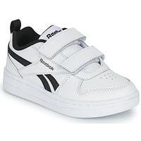 Shoes Children Low top trainers Reebok Classic REEBOK ROYAL PRIME White / Black