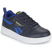 Shoes Children Low top trainers Reebok Classic REEBOK ROYAL PRIME Marine / Blue